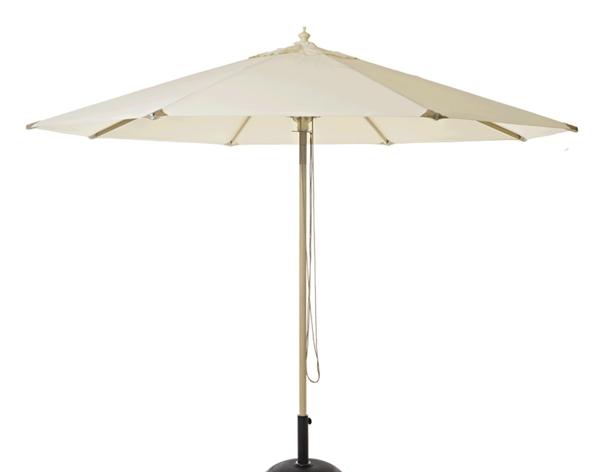 jysk utemöbler parasoll